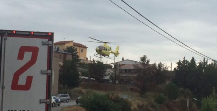 Helicòpter SEM Castellbisbal